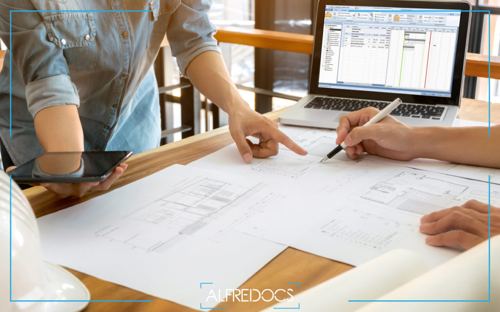 analizando retos de la administracion de una empresa constructora